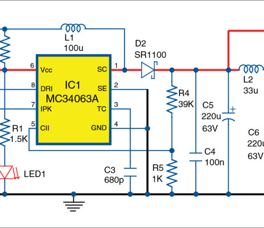 Switch Circuit Design Electronic Projectcircuit Diagram World ... on