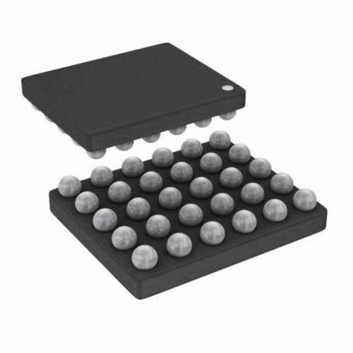 Maxim Integrated's MAX77650 buck-boost regulator. (Source: Maxim Integrated)