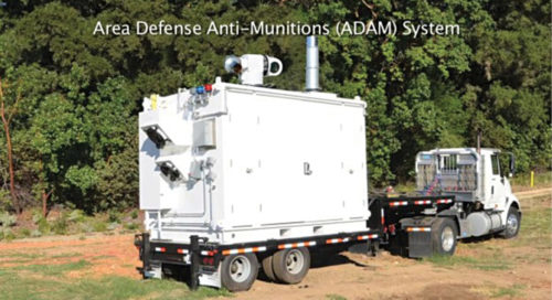 Lockheed Martin's ADAM (Credit: www.geek.com)