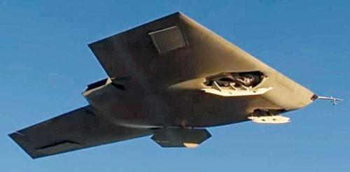 BAE Systems Taranis drone