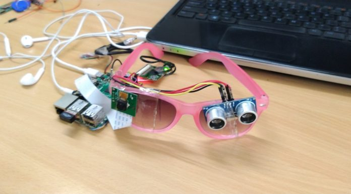 Smart Glasses With Facial Recognition