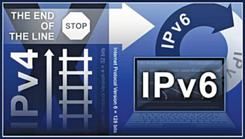 Communication And Internet Technology: From IPv4 To IPv6