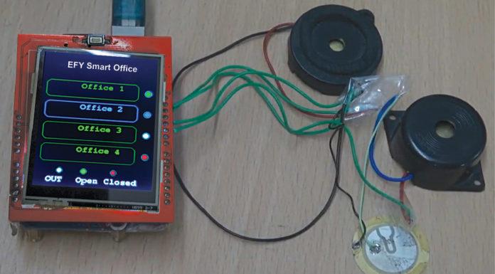 multi-doorbell system
