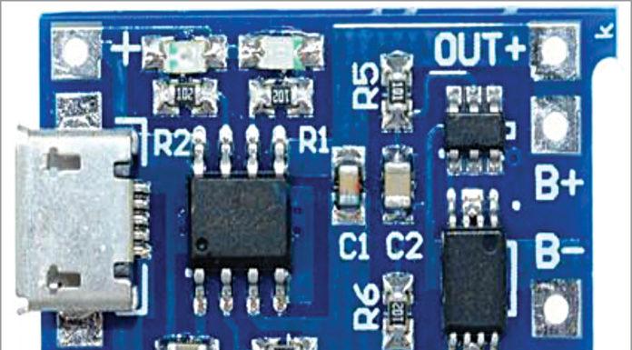 TP4056 module for Hyderopower Generation
