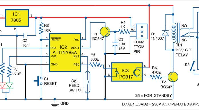 Smart Light Circuit